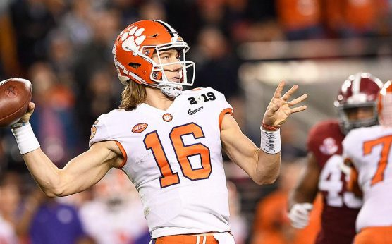 Clemson vs. Ohio State-2019 Fiesta Bowl-2019 CFP semifinals-Clemson Tigers-Trevor Lawrence-Justin Fields-Ryan Day-Travis Etienne-Justyn Ross-