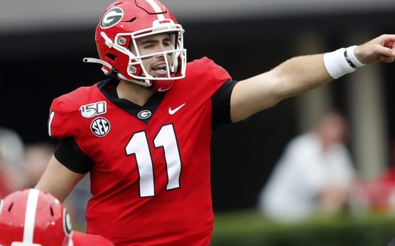 Jake Fromm-Kirby Smart-Cade Mays-Georgia Bulldogs football-Stetson Bennett-Lawrence Cager-D'Andre Swift-K.J. Costello-