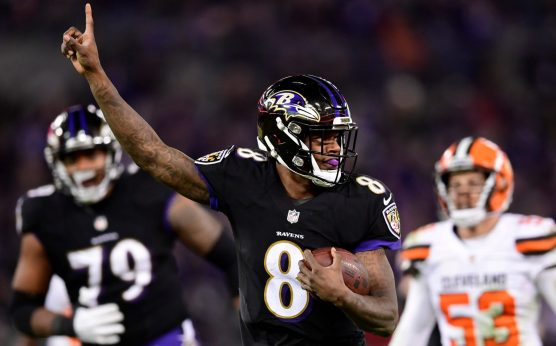 Baltimore Ravens-NFL future odds-odds to win Super Bowl LIV-Super Bowl LIV-Lamar Jackson-Kansas City Chiefs-Todd Dewey-New England Patriots-