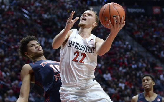 Malachi Flynn-Bruce Pearl-Auburn Tigers basketball-San Diego State Aztecs basketball-Jared Harper-Bryce Brown-