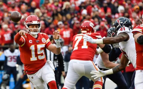 AFC Championship Game Betting Preview-Kansas City Chiefs-Tennessee Titans-Patrick Mahomes-Derrick Henry-Chris Jones-Ryan Tannehill-
