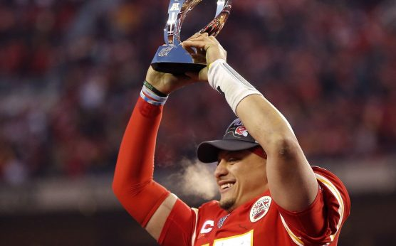 Patrick Mahomes-odds to win Super Bowl MVP-Super Bowl LIV props-Jimmy Garoppolo-Raheem Mostert-Tyreek Hill-George Kittle-Travis Kelce-