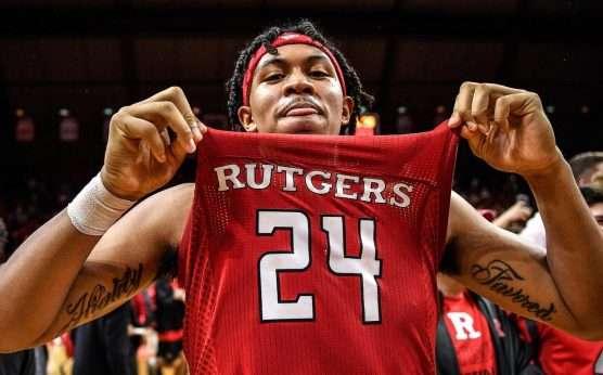 Ron Harper Jr.-Rutgers men's basketball-Steve Pikiell-Montez Mathis-Rutgers Scarlet Knights-Caleb McConnell-