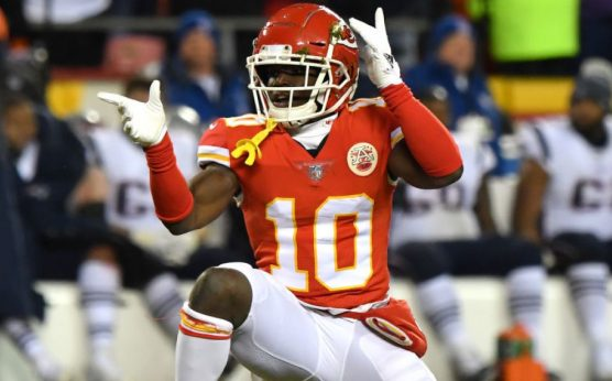Tyreek Hill-Kansas City Chiefs-odds to win Super Bowl LV-NFL futures-Baltimore Ravens-Lamar Jackson-Drew Brees-