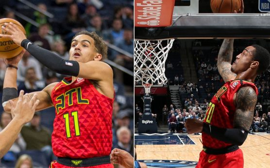 Trae Young-Atlanta Hawks-John Collins-Brooklyn Nets-Atlanta Hawks cashing 'overs' galore-