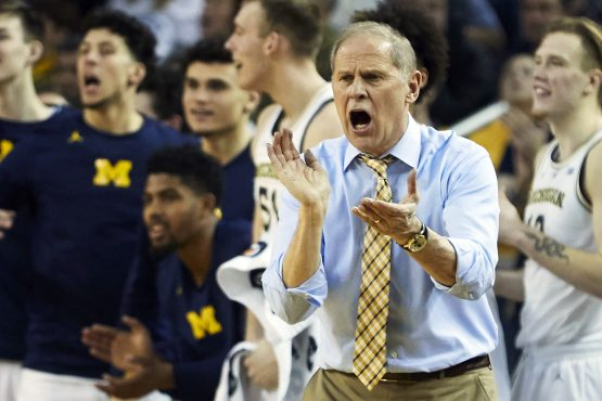 John Beilein-Shaka Smart-Bookmaker-Mike White-Texas Longhorns-Michigan Wolverines-Cleveland Cavaliers-