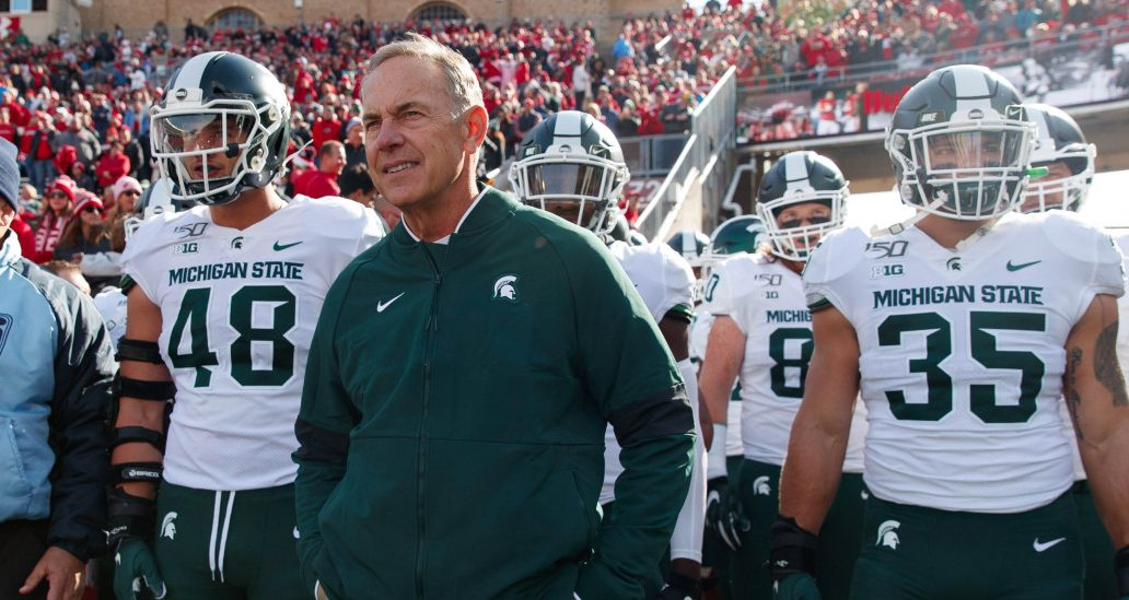 Mark Dantonio-Michigan State Spartans-Luke Fickell-Pat Narduzzi-Robert Saleh-Michigan State football coaching search-