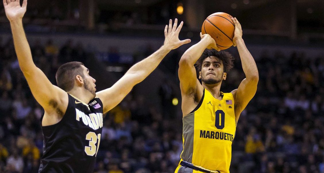 Markus Howard-Jay Wright-Villanova Wildcats-Marquette Golden Eagles-Betting Preview: Marquette at Villanova-