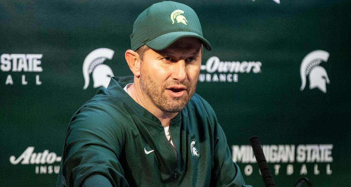 Mike Tressel-Luke Fickell-Mark Dantonio-odds to be the next head football coach at Michigan State-Michigan State Spartans football-Blake Anderson-Dave Clawson-