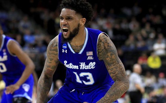 Seton Hall Pirates-Butler Bulldogs-Myles Powell-Kamar Baldwin-Sean McDermott-LaVall Jordan-