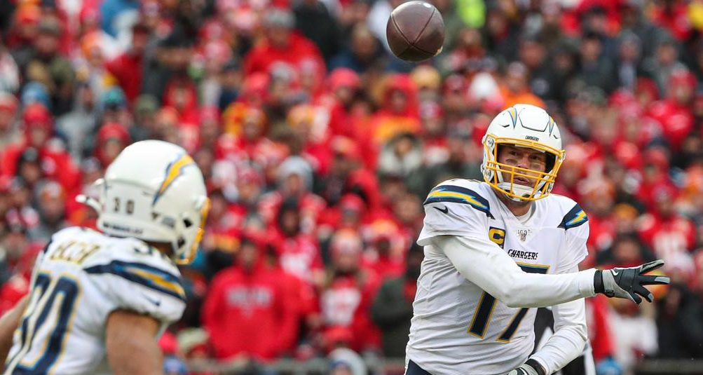 Philip Rivers-Jameis Winston-Los Angeles Chargers-Tampa Bay Buccaneers-Bucs favored to sign Philip Rivers-Tyrod Taylor-Jacoby Brissett-Indianapolis Colts-