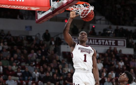 Reggie Perry-Mississippi State Bulldogs-Isaiah Joe-Yale Bulldogs-Last Four In-Bracketology-Joe Lunardi-