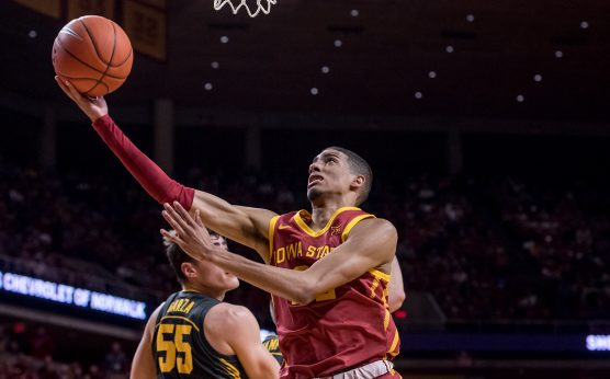 Tyrese Haliburton-Iowa State Cyclones-Steve Prohm-Tyrese Haliburton out for the season-Tyrese Haliburton projected lottery pick-2020 NBA Draft-