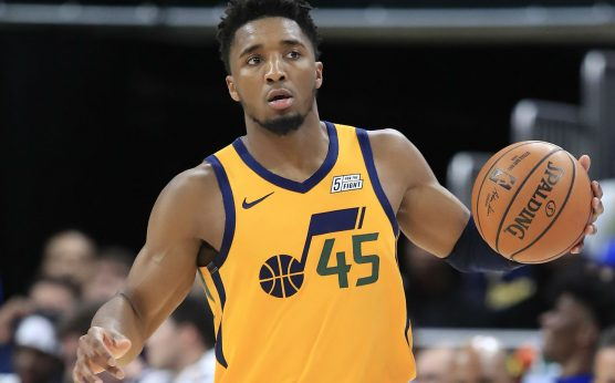 Donovan Mitchell-Rudy Gobert-Utah Jazz-Donovan Mitchell speaks out-