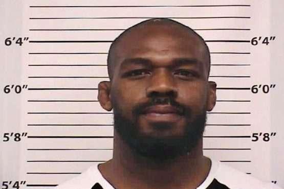 Jon Jones-Bones Jones-Jon Jones arrested again-Jon Jones' mugshots-Jones gets another DWI-Albuquerque PD-