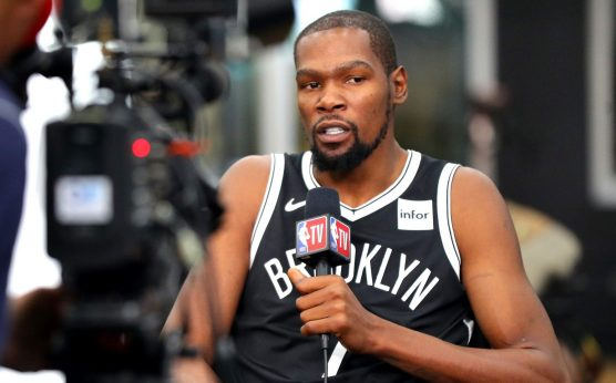 Kevin Durant-Brooklyn Nets-Kevin Durant has the coronavirus-