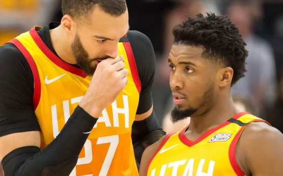 Sports suspended due to coronavirus-Big East Tournament-Utah Jazz-Rudy Gobert-Donovan Mitchell-2020 NCAA Tournament-