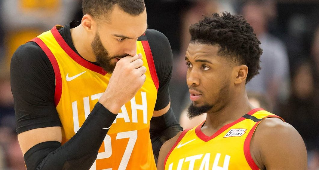 Sports suspended due to coronavirus-Big East Tournament-Utah Jazz-Rudy Gobert-Donovan Mitchell-2020 NCAA Tournament-
