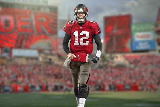 Tom Brady prop bets-Tampa Bay Buccaneers-Mike Evans-Tom Brady-Tom Brady prop for passing yards-Circa Sports-Circa's Brady prop wagers-