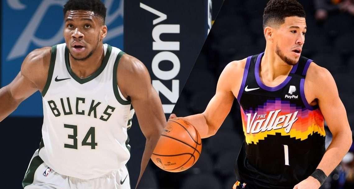 Suns vs Bucks Live Updates in NBA Finals: Suns lead 92-75 in Quarter 4
